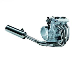 El tetra de la Suzuki Bandit 650
