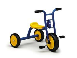 Podréis pasar de vuestro triciclo...