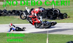 Mejor haber comprado una moto de segunda mano