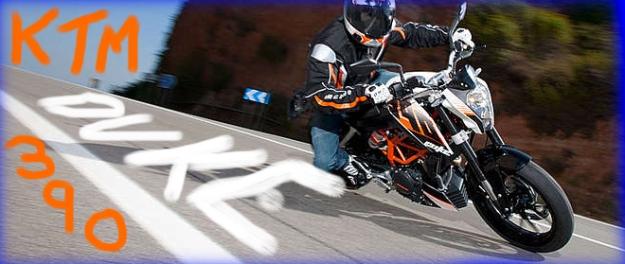 Nueva KTM Duke 390