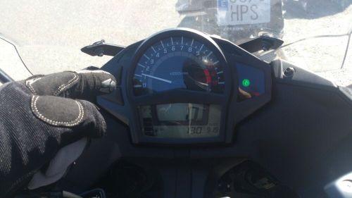 Tacómetro de Kawasaki Er6F