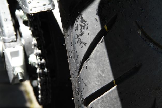 Neumáticos Honda CBR 500R
