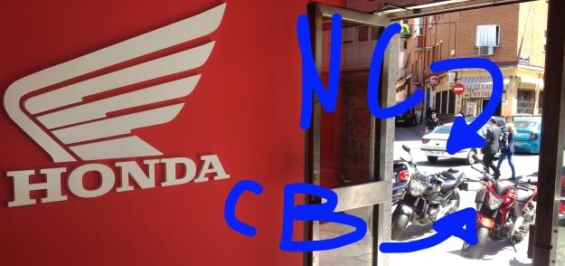 Las Honda en Quintamoto