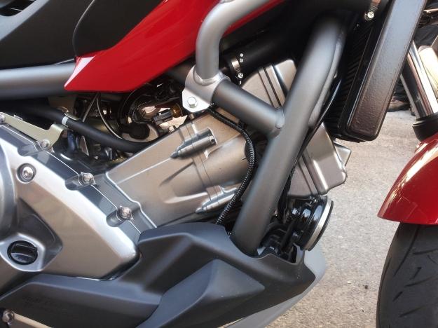 Motor Honda Bicilindrico