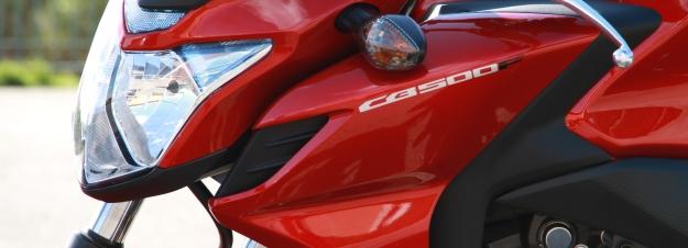 Faro de Honda CB500 F