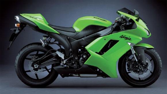 Kawasaki Ninja para el carnet A2