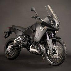 Una excepción de moto diesel. Tranquilos, no es lo normal.