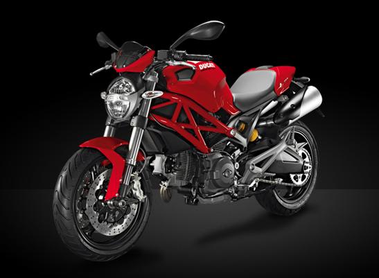 ducati monster 696 motos para el a2. Black Bedroom Furniture Sets. Home Design Ideas