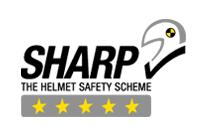 Logo SHARP valoración cascos