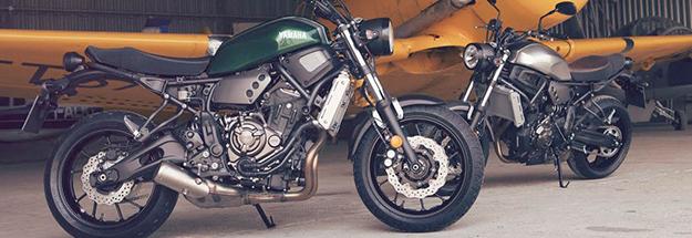 portada Nueva Yamaha XSR700